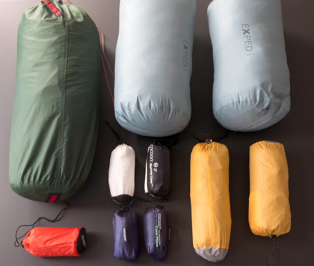 Packliste Sarek Ausrüstung Schweden Trekking