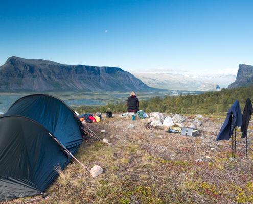 Tipps und Infos für ein Sarek Trekking