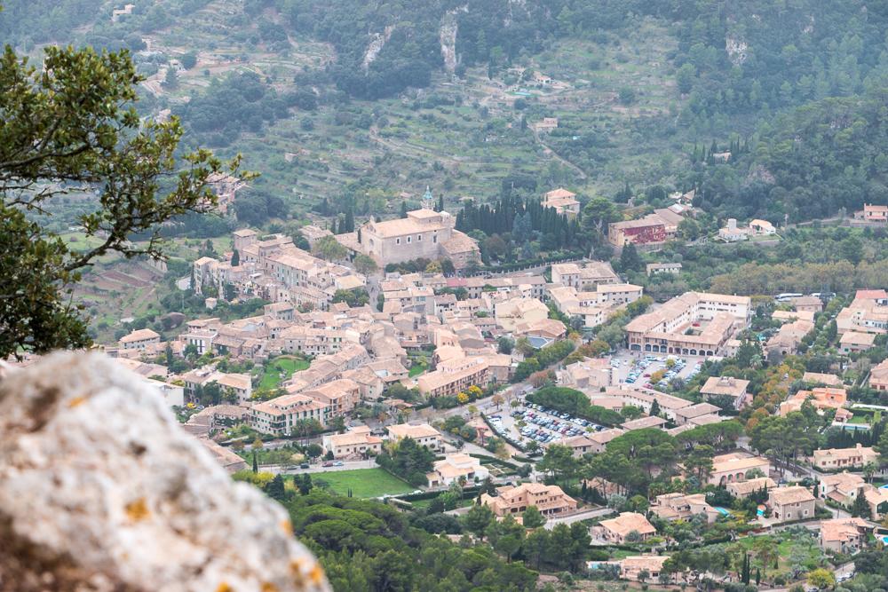 Mirador de Son Gual auf Mallorca