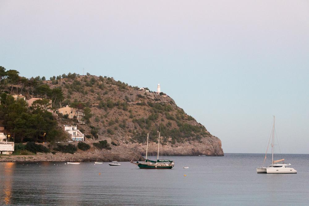 Leuchtturm Port Soller