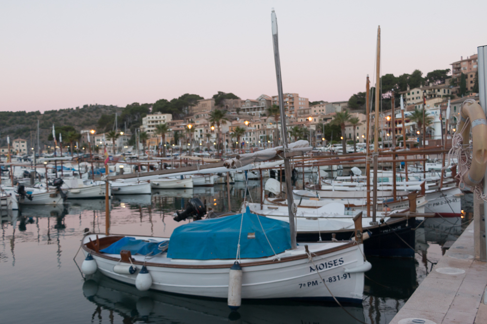 Boote Port Soller