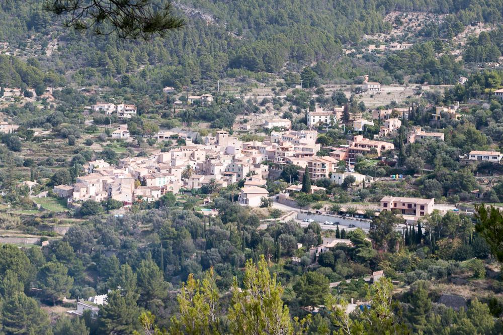Estellencs auf Mallorca