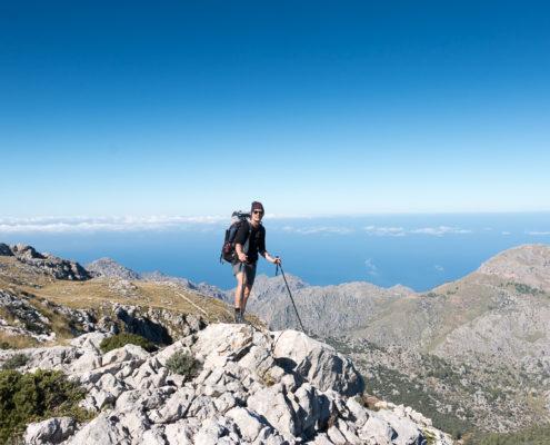 Fernwandern Mallorca