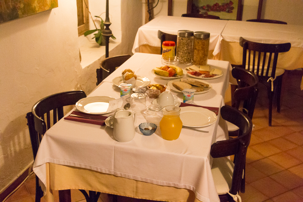 Frühstück Sa Plana Hotel