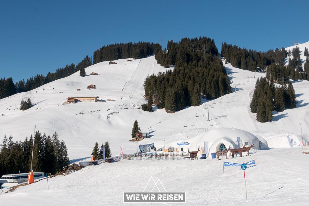 Alpen Iglu Brixental