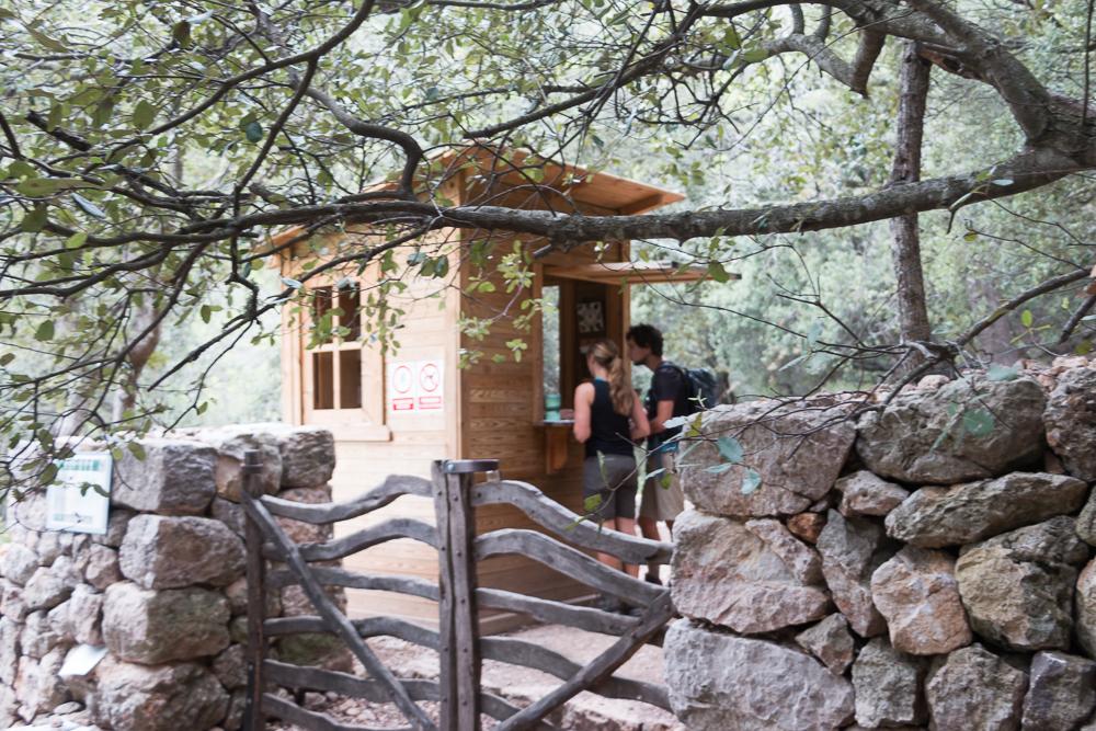 Reitweg des Erzhofes auf Mallorca