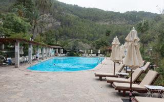 Pool vom Hotel es Moli