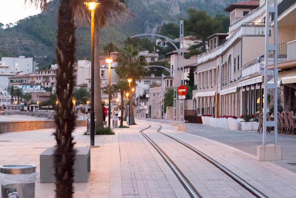 Promenade Port Soller
