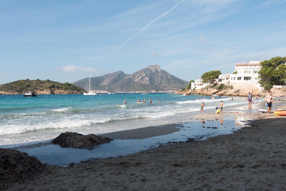 Strand Sant Elm Mallorca
