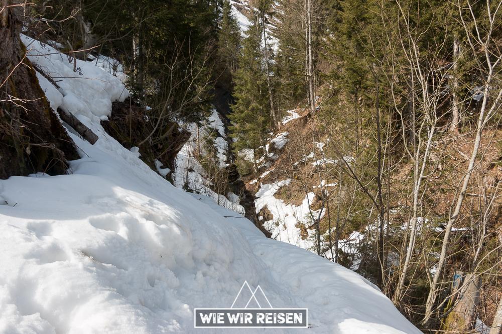 Wanderweg Brixen im Thale zur Filzalm