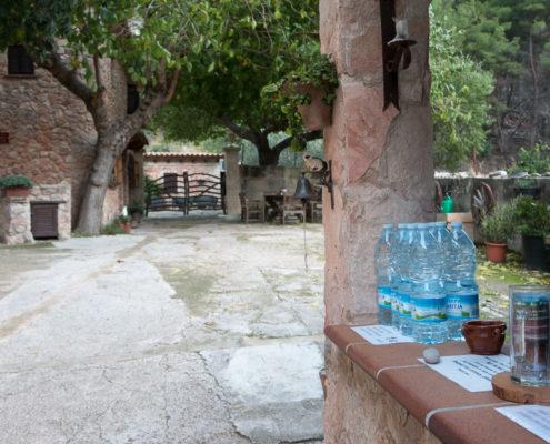 Wasser kaufen Des Fontanelles