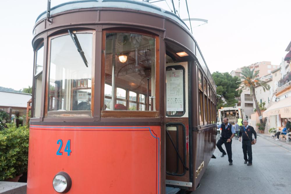 Straßenbahn Port Soller