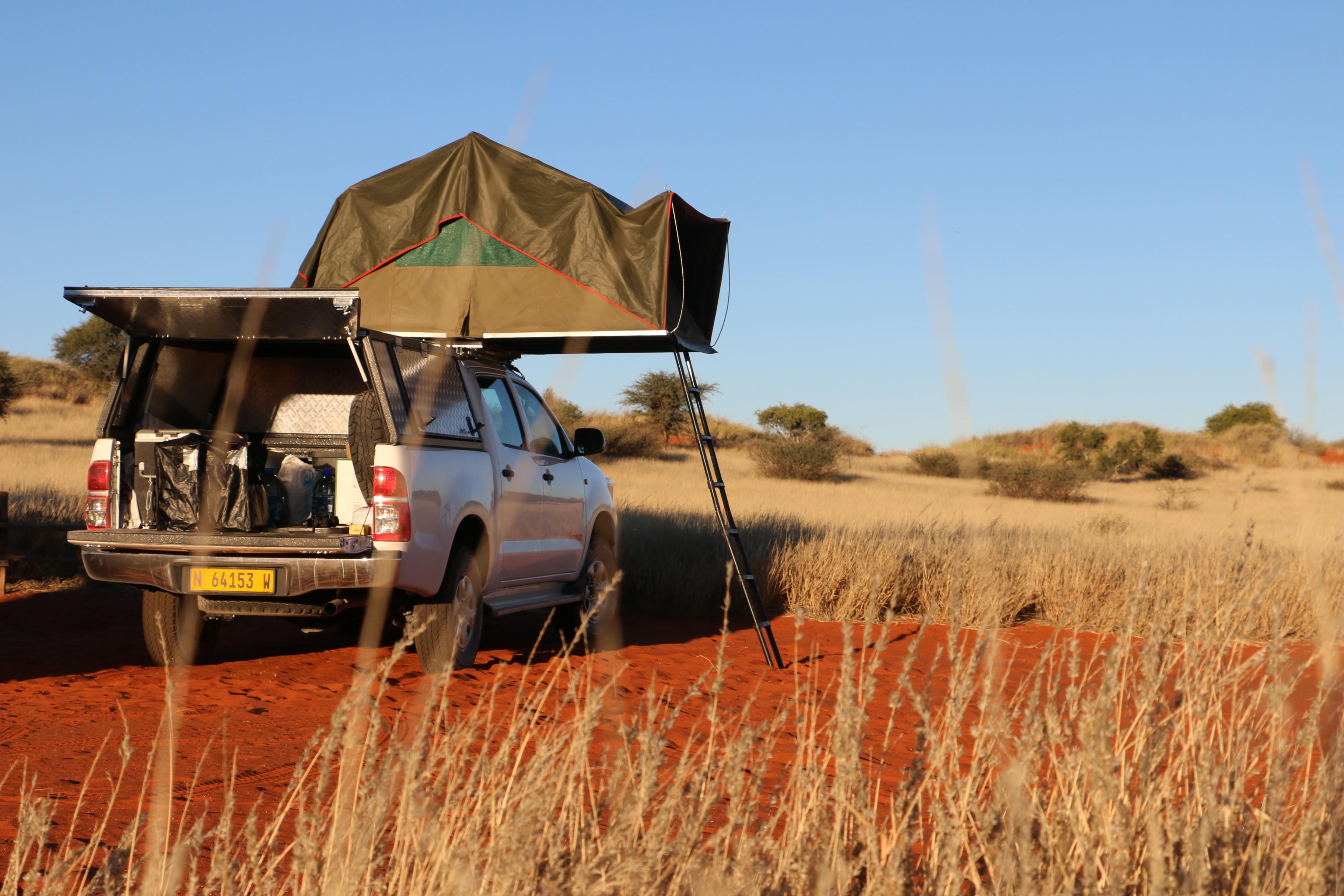 Namibia Packliste für Selbstfahrer Rundreise