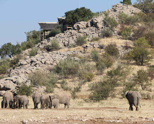 Namibia Roadtrip Dolomite Camp Etosha