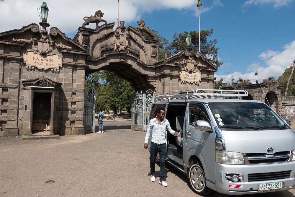 City Tour Liyu Ethiopia Tours