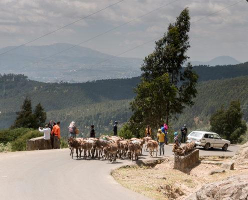 Entity Hill Äthiopien