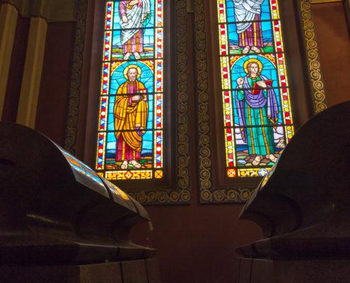 Gruft Haile Selassie Kathedrale heilige Dreifaltigkeit