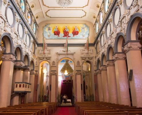 Kathedrale Addis Abeba Äthiopien
