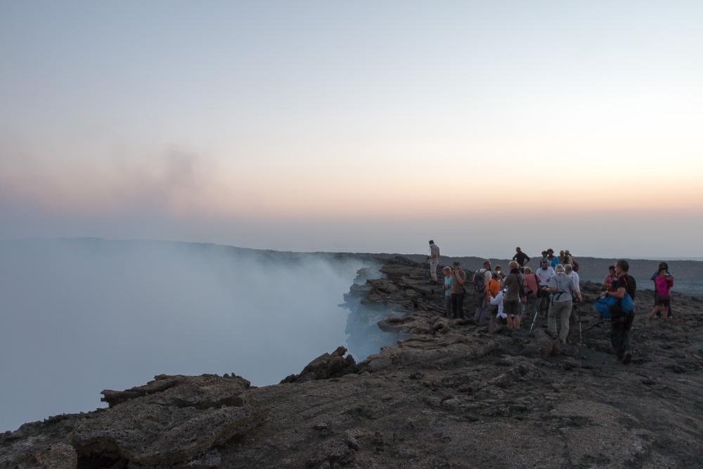 Krater Erta Ale