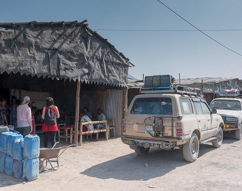 Pub in der Nähe Afrerasee