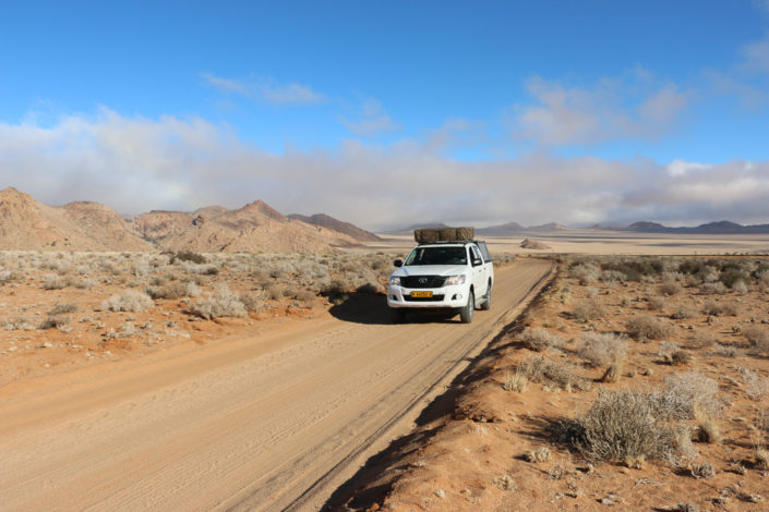 Selbstfahrer Rundreise Namibia