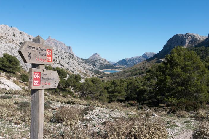Trockenmauerweg GR221 - Mallorca