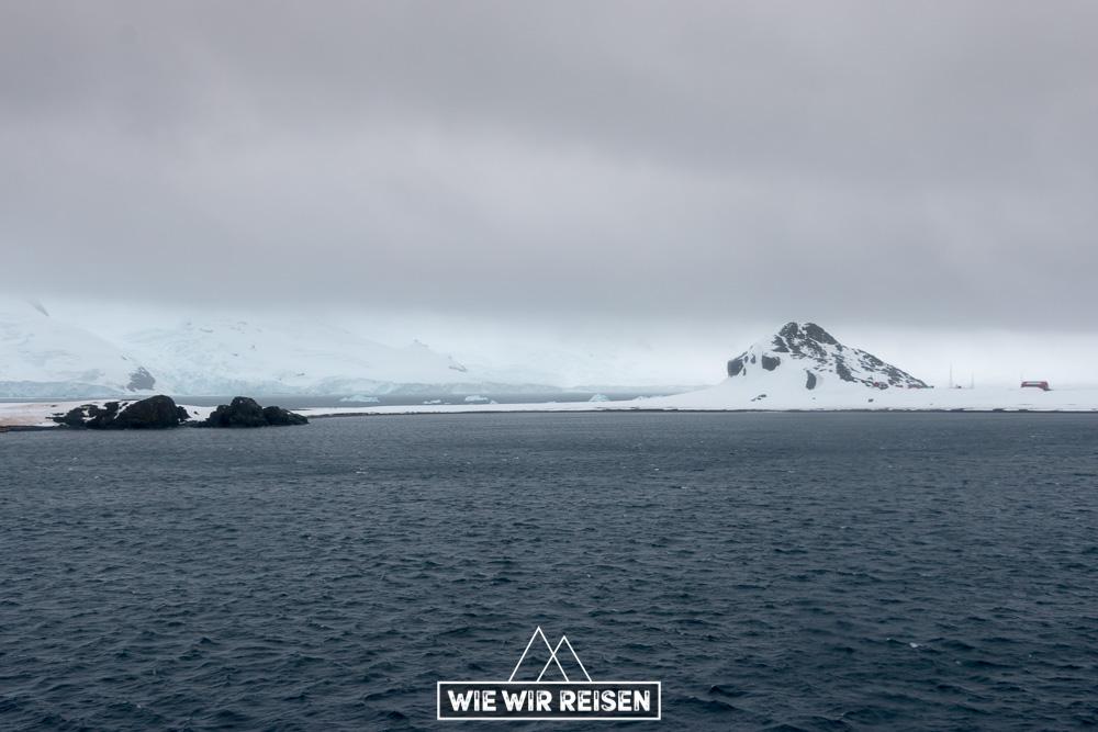 Buht von Halfmoon Island