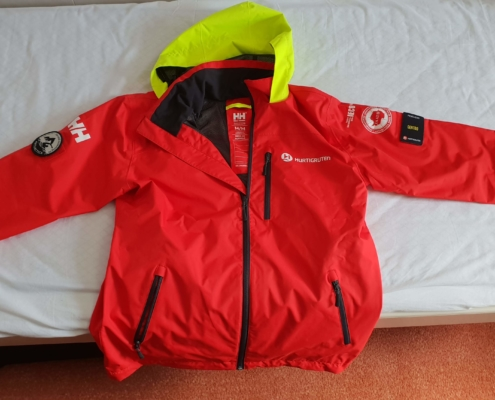 Hurtigruten Expeditionsjacke