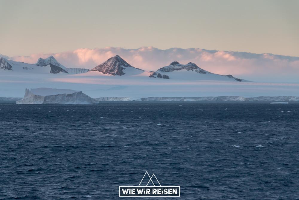 Abendstimmung Antarctic Peninsula