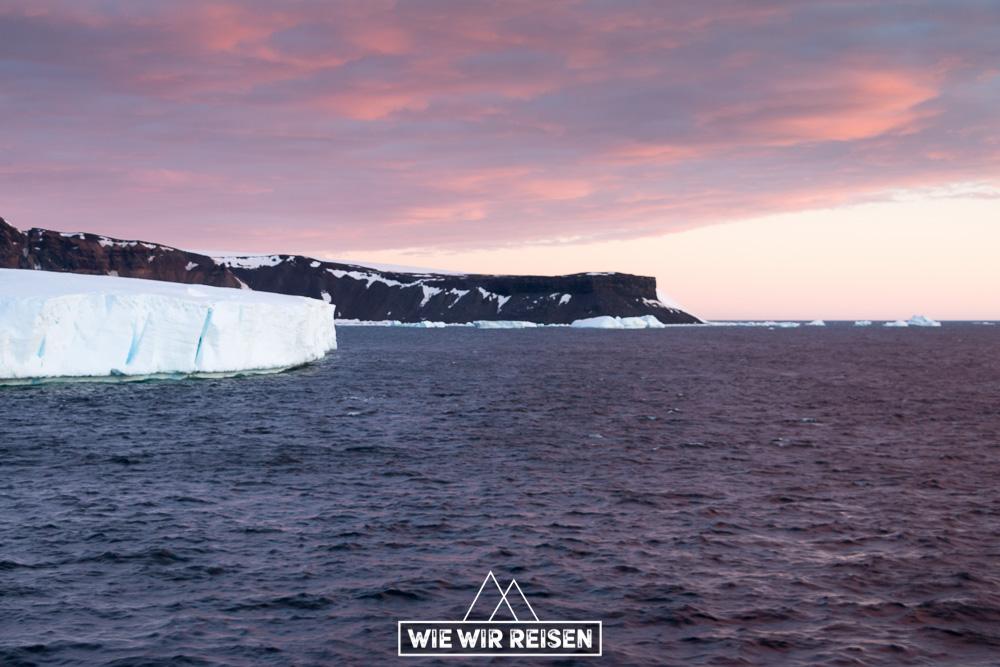 Antarctic Sound - Eisberge im Fridjofssund