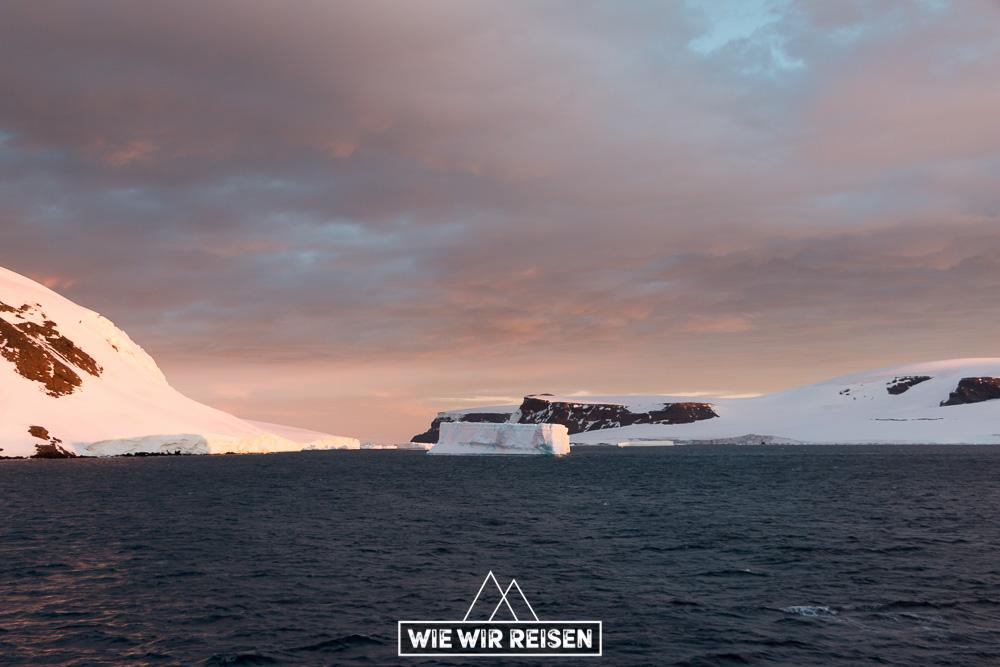 Eisberg Fridjofssund