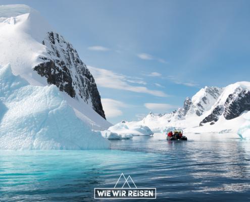 Reisebericht Cuverville Island MS Midnatsol Hurtigruten