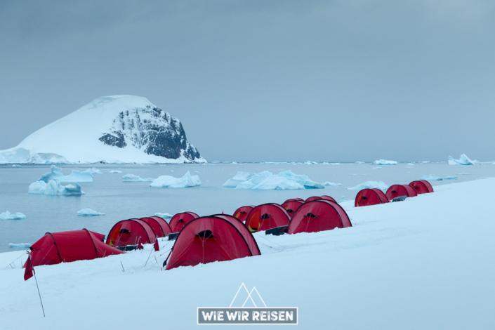 Amundsen Nacht Hurtigruten Reisebericht