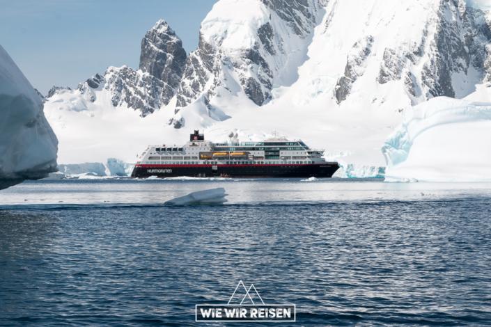 MS Midnatsol von Hurtigruten