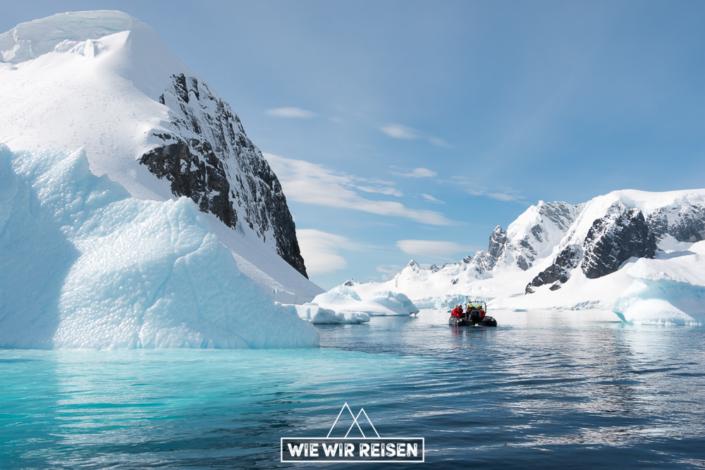 Reisebericht Cuverville Antarktis Hurtigruten Midnatsol