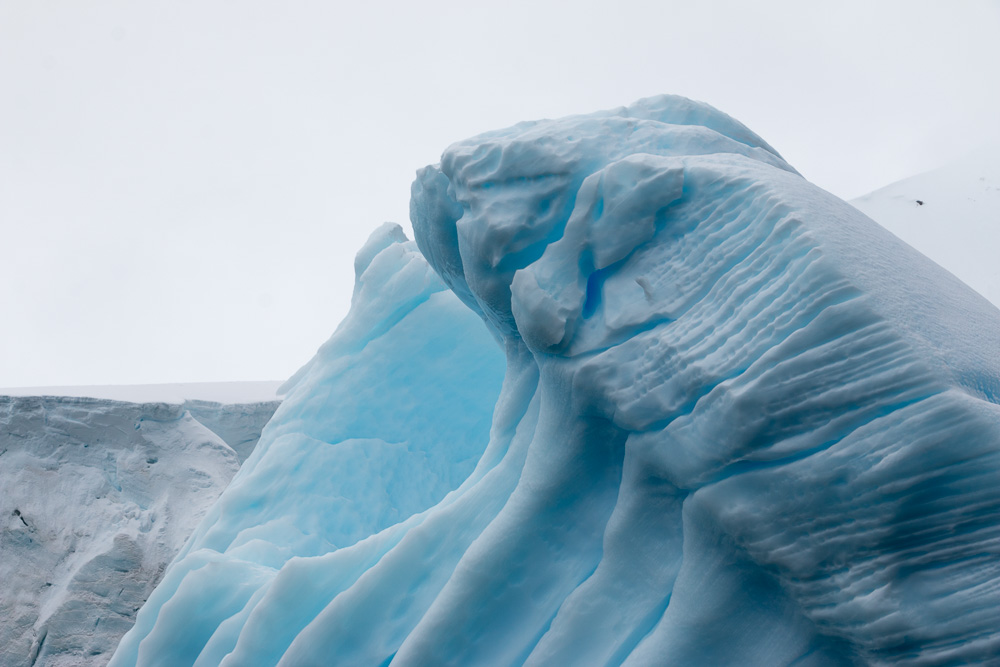 Eisfomration Eisberg Antarktis